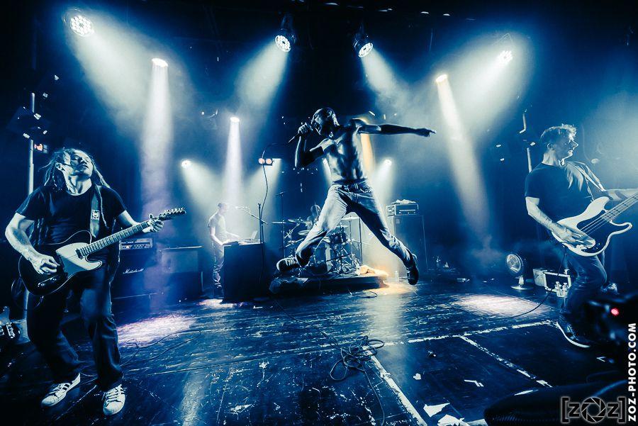 Foud'Rock 2014: Sidilarsen, No One is Innocent, 7 Weeks...