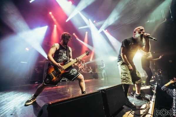 [zOz] journal: Black Bomb A, concert au Bikini (Toulouse), Sidifest, le 14 octobre 2017.