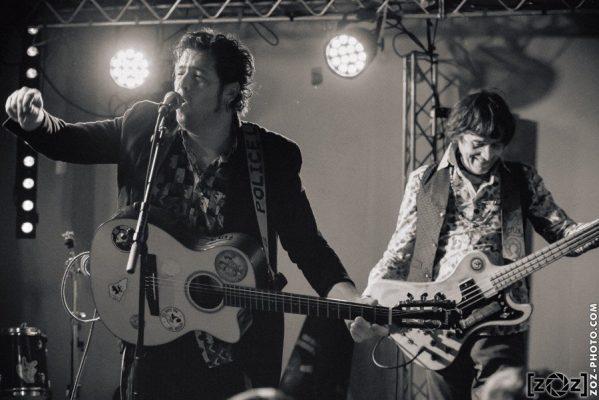 [zOz] journal: Stag + B Roy et sa bande, concert au Chinois (Montreuil), le 12 novembre 2017.