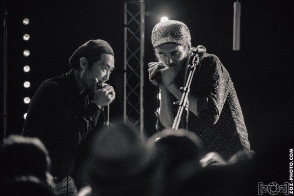 [zOz] journal: Johnny Montreuil, concert au Chinois (Montreuil), le 12 novembre 2017.