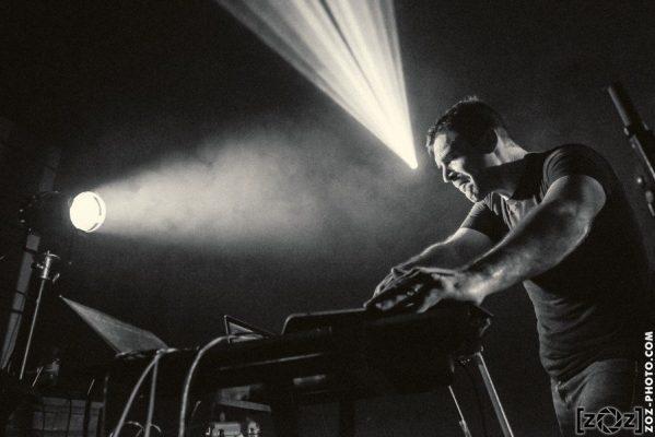 [zOz] journal: La Phaze (DJ set), concert au festival Couvre-toi ! (Saint-Brévin-les-Pins), le 8 décembre 2012.