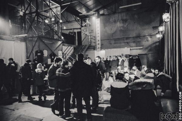 [zOz] journal: NNY festival, Ursa Minor (Saint-Étienne), le 7 décembre 2017.
