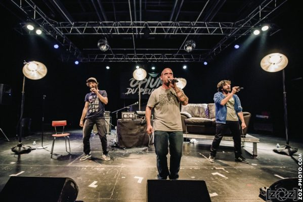 [zOz] journal: Naouack, Concert pour les 20 ans du Moulin de l'étang (Billom), le 22 septembre 2018.