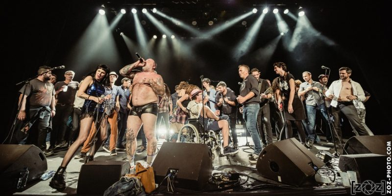 [zOz] journal: Opium du Peuple, Rock à Willy (Pusignan), le 26 octobre 2018.