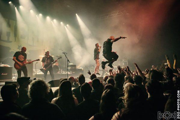 [zOz] Journal : Concert au Transbordeur (Villeurbanne), le 20 avril 2019.